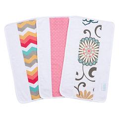 Trend Lab Waverly Jumbo Burp Cloth Set