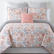 Home Expressions Emma Floral Quilt