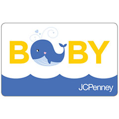 Baby Whale Gift Card