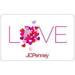 Love Hearts Gift Card