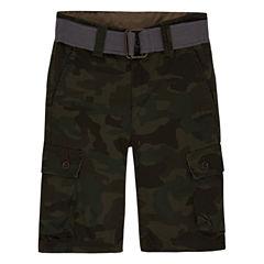Levi's Knit Cargo Shorts - Preschool Boys