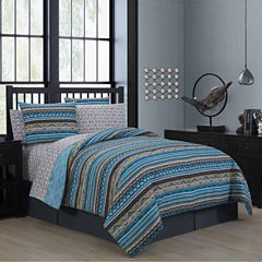 Avondale Manor Meridian 8Pc Complete Bedding Set With Sheets