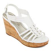 Unisa® Kayjayy Cork Wedge Sandals