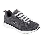 Skechers® Spot On Lace-Up Womens Sneakers