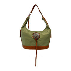 St. John's Bay® Medallion Shoulder Bag