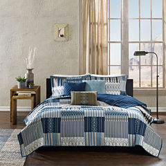Madison Park Kinney 6-pc. Coverlet Set
