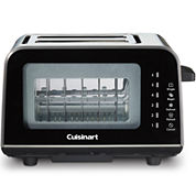 Cuisinart® Glass 2-Slice Toaster