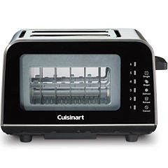 Cuisinart® Glass 2-Slice Toaster