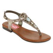 Pop Tania Womens Flat Sandals