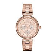 Relic Womens Rose Goldtone Bracelet Watch-Zr15903