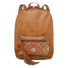 T-Shirt & Jeans Natural Instincts Polyurethane Coated Backpack