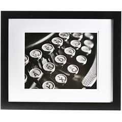 Gallery Solutions Matted 11x14
