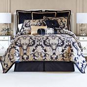 Royal Velvet® Vanessa 4-pc. Chenille Comforter Set
