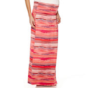 a.n.a® Maternity Relaxed-Fit Foldover Maxi Skirt-Plus