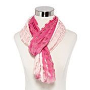 Studio 36 Check-Me-Out Loop Neck Scarf
