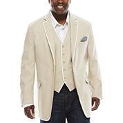 Steve Harvey® Linen Blend Sportcoat - Big & Tall