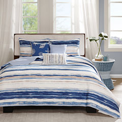 Madison Park Anchorage 6-pc. Coverlet Set