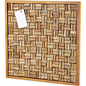 Wine Enthusiast® Large Wine Cork Board