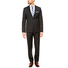 Collection by Michael Strahan Charcoal Texture Suit Separates-Slim Fit