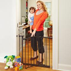 North States™ Supergate Portico Arch Baby Gate