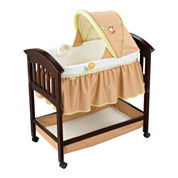 Summer Infant® Classic Comfort Wood Bassinet - Swingin Safari
