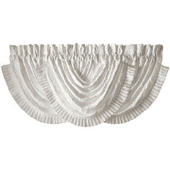 Queen Street® Cassidy Waterfall Valance