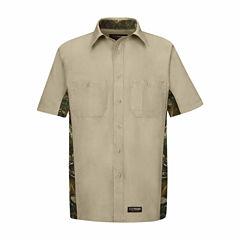 Wrangler Button-Front Shirt