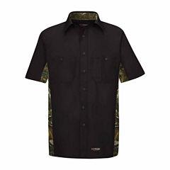 Wrangler Button-Front Shirt-Plus