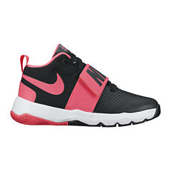 Nike Team Hustle D 8 Girls Basketball Shoes - Big Kids