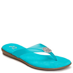 A2 by Aerosoles Too Chlose Womens Flat Sandals