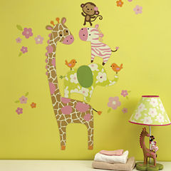 Carter's® Jungle Collection Wall Decals