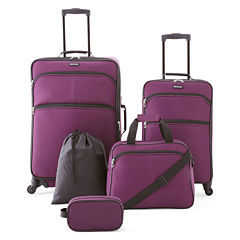 Protocol® Wagner 4-pc. Luggage Set