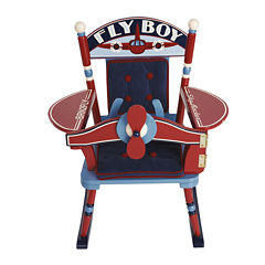 Levels of Discovery® Fly Boy Airplane Rocker