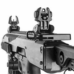 FAB Defense Front and Rear Set of Flip-Up Sights