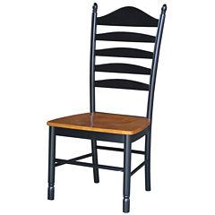 Tall Ladderback 2-pc. Side Chair