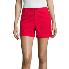 Liz Claiborne® Cargo Shorts