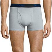 Fruit of the Loom® 3-pk. Premium Breathable Short-Leg Boxer Briefs