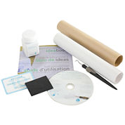 Silhouette® Glass Etch Starter Kit