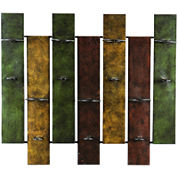 Everglades Wine Wall Rack