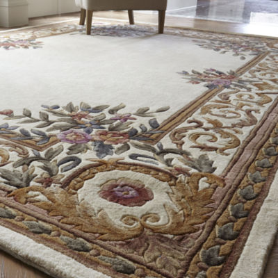 Exceptional Momeni® Open Field Hand Carved Wool Rug Collection