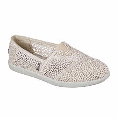 Skechers Bobs Daisy & Dot Womens Sneakers