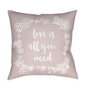 Decor 140 Rosenthal Square Throw Pillow