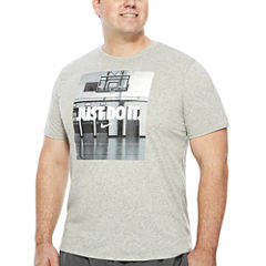 Nike® Just Do It Graphic Tee - Big & Tall