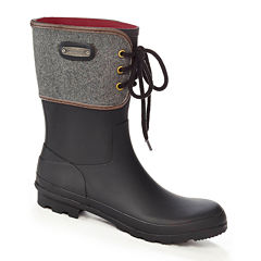 Henry Ferrera Bravo 100 Flannel Cuffed Rain Boots