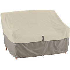 Classic Accessories® Belltown StorageSaver™ Patio Sofa or Small Loveseat Cover