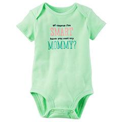Carter's Short Sleeve Bodysuit - Baby Girl