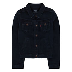Levi's Girls Denim Jacket-Big Kid