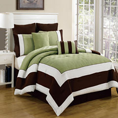 DUCK RIVER 8-pc. Spain Comforter Set