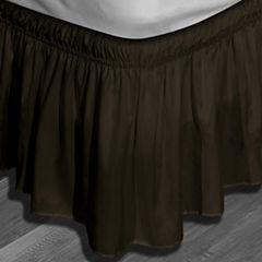 DUCK RIVER Waldorf Microfiber Bed Ruffle Skirt