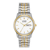 Citizen® Eco-Drive® Mens Expansion Band Watch BM8454-93A